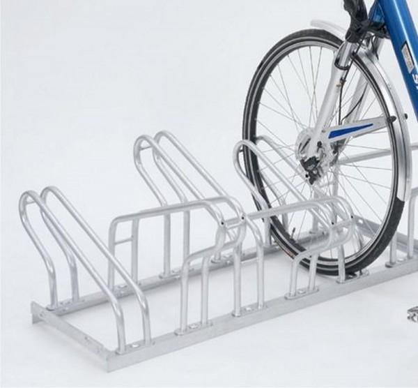 Fahrradständer für 4 - 12 Fahrräder mit breitem Lenker Typ 2000 BF