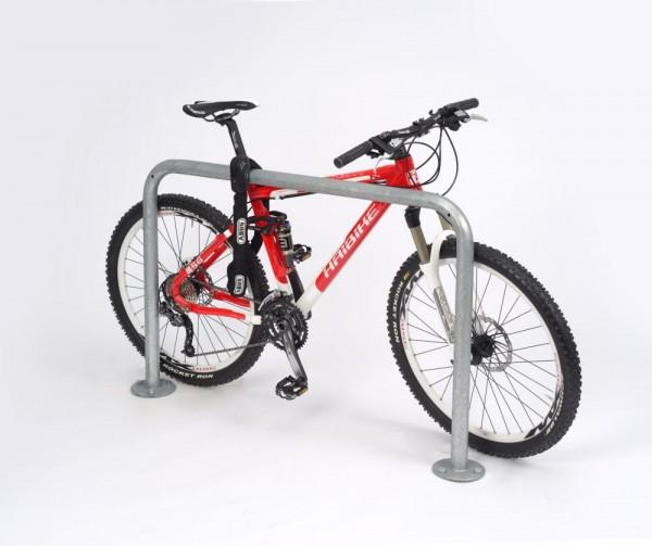 Fahrradständer Edelstahl 9100 Anlehnbügel Bügel für Fahrräder