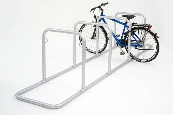 Fahrrad - Anlehnsystem Galaxy Fahrradparker 4 - 12 Einstellplätze