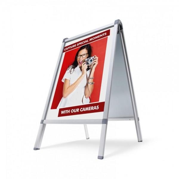 Kundenstopper Prime Design Werbeständer Aufsteller A - Ständer