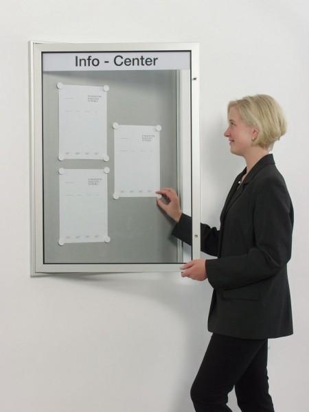 Plakatschaukasten Schaukasten PN für Wand oder Ständer wetterfest