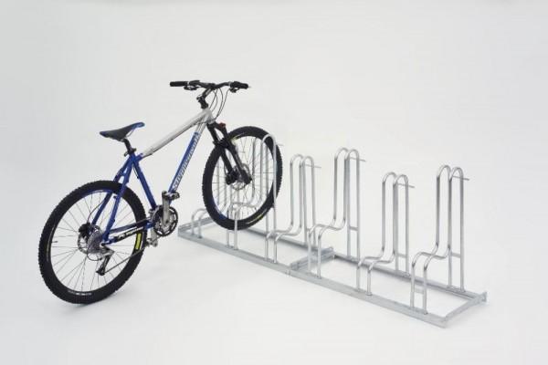 Fahrradständer 4000 2 - 6 Fahrräder Standparker Ständer einseitig
