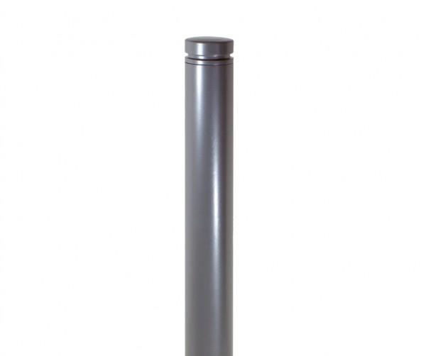 Stilpoller Stilpfosten ortsfest zum Einbetonieren Stahlrohr Ø82mm
