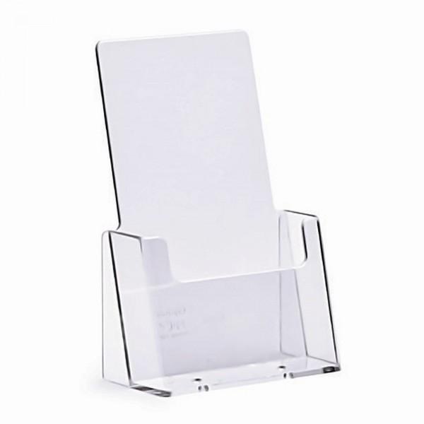Tischaufsteller 1/3 DIN A4 Prospekthalter für Flyer