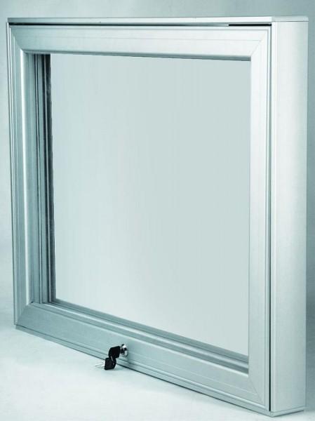 Top Schaukasten mit Magnet Rückwand für Ständer oder Wandmontage
