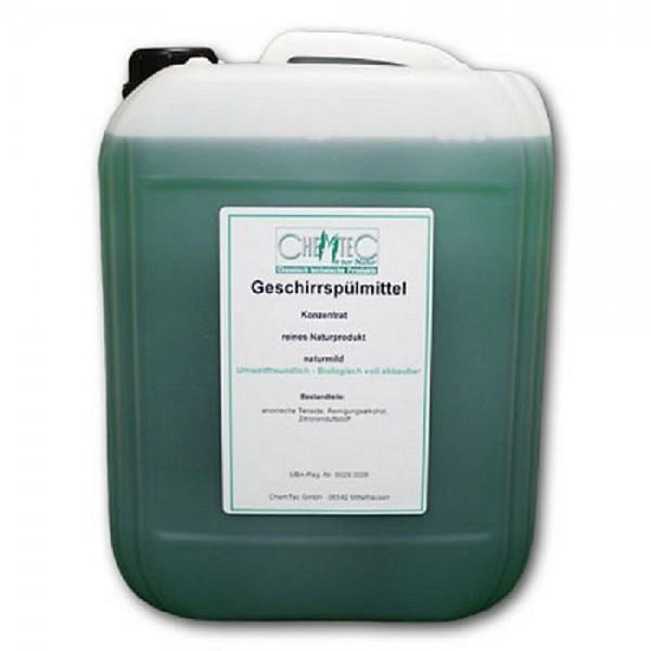 Geschirrspülmittel Konzentrat biologisch voll abbaubar Spülmittel