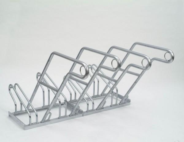 Fahrradständer Fahrrad - Anlehnparker Typ 2600 mit 2 - 6 Plätzen