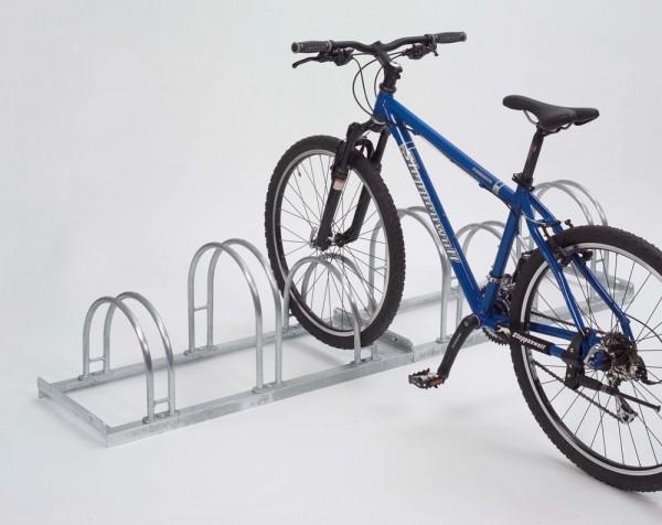 Fahrradständer Bogenparker Typ 5000 2 - 6 Fahrrad Einstellplätze