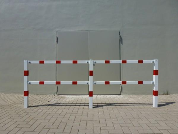 Schutzgeländer Dübelbefestigung Sicherheitsgeländer Geländersystem