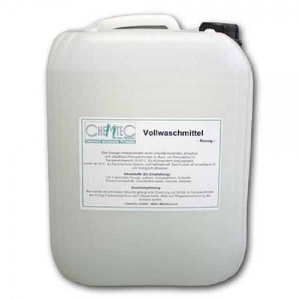 Vollwaschmittel flüssig Kanister hohe Waschkraft umweltgerecht