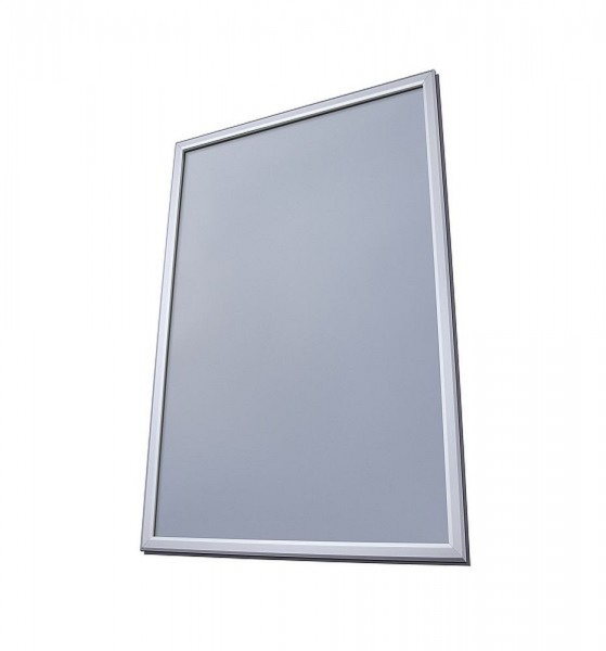 Klapprahmen doppelseitig für Fenster und Glas selbstklebend Rahmen