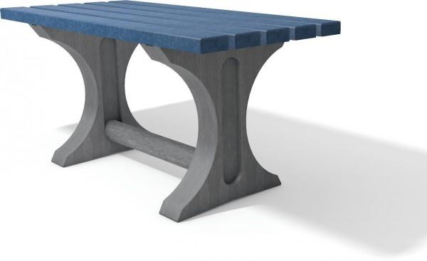 Tisch Tivoli 4 Farben Gartentisch Außenmöbel Recycling Kunststoff