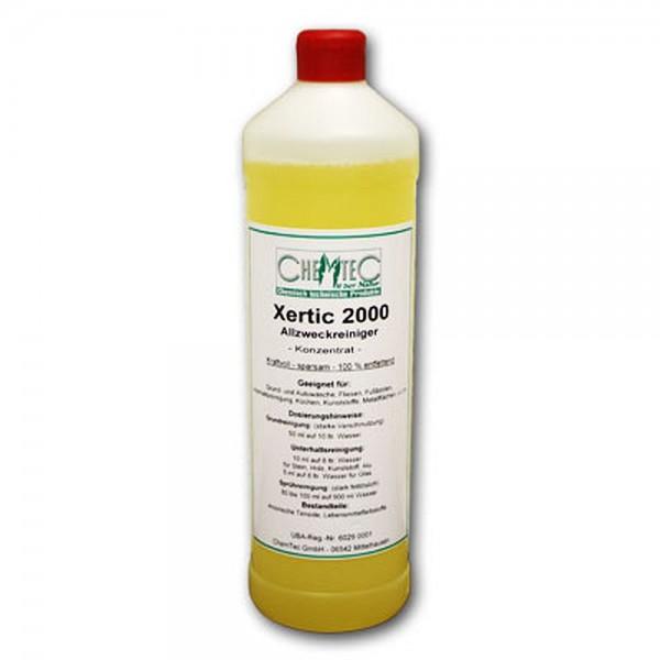Allzweckreiniger Hoch- Konzentrat Xertic 2000 biologisch abbaubar
