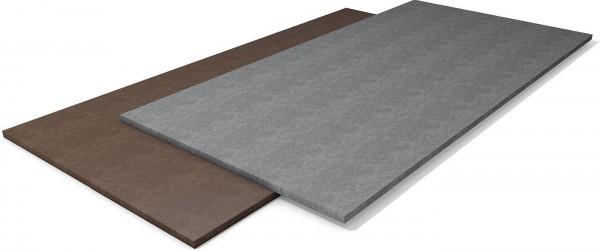 Platte Material Recycling Kunststoff für Konstruktion oder Schutz