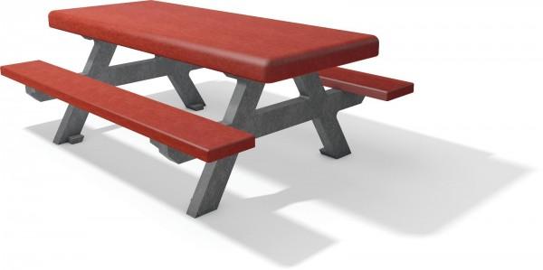 sitzgruppe forio f r kinder aus recycling kunststoff amsdirekt. Black Bedroom Furniture Sets. Home Design Ideas
