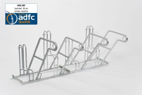 Fahrradständer 4600 XBF ADFC empfohlen speziell für breite Lenker