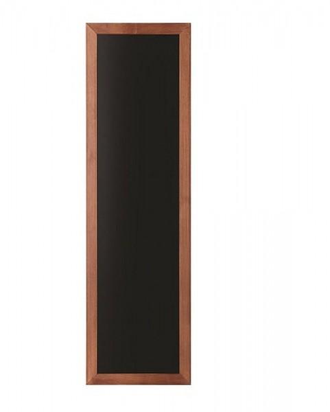 Wandtafel beschreibbar schmaler mit 40 cm Holz Rahmen Kreidetafel