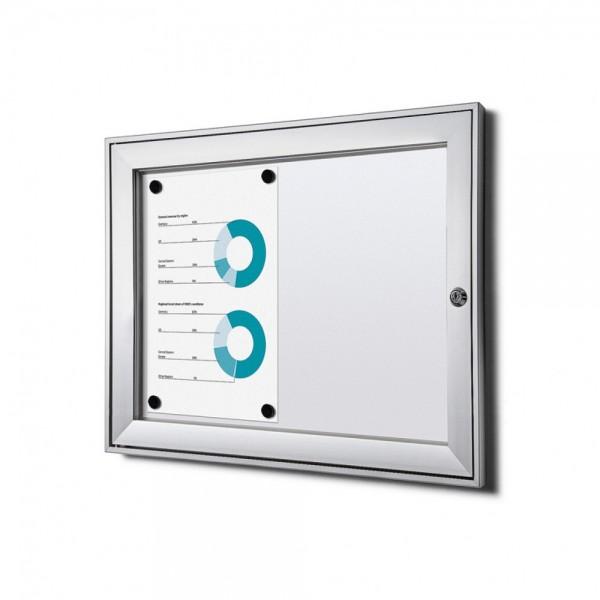 Schaukasten S Brandschutz B1 Norm für Innen / Außen abschließbar
