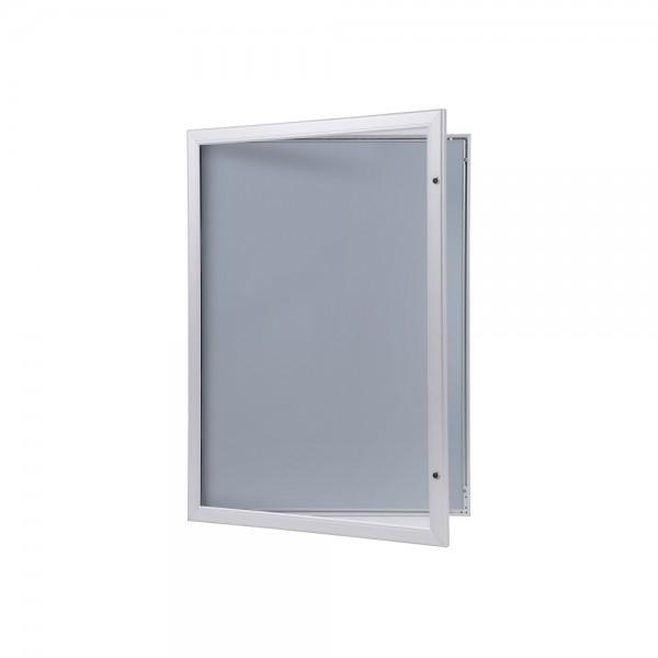 Plakat - Schaukasten Premium 53 mm Profil abschließbar wasserfest