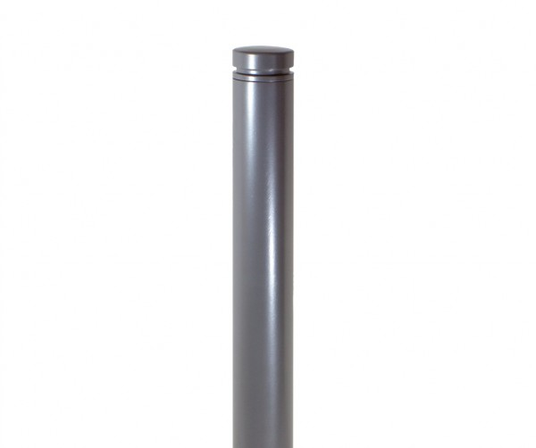 Stilpoller umklappbar Pfosten Ø82 modern verschließbar Stilpfosten