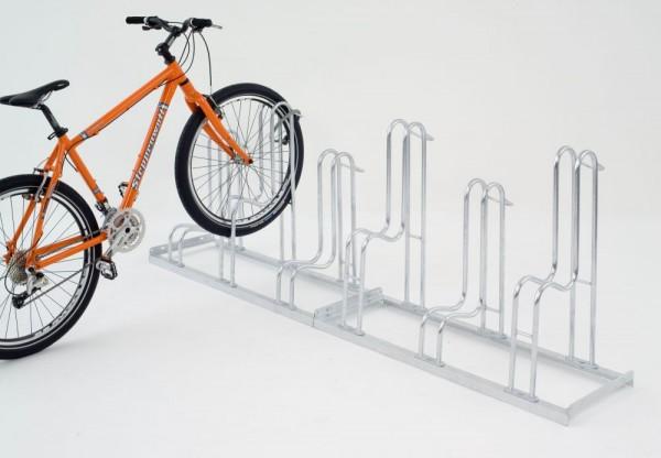 Fahrradständer 4000 BR speziell für Fahrräder mit breiten Reifen