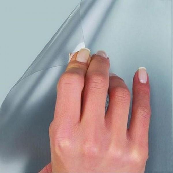 Antireflex PET - Schutzfolie Ersatzfolie Gehwegaufsteller WindPro®