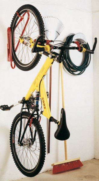 fahrradst nder fahrradparker wandhalter halter gamma. Black Bedroom Furniture Sets. Home Design Ideas