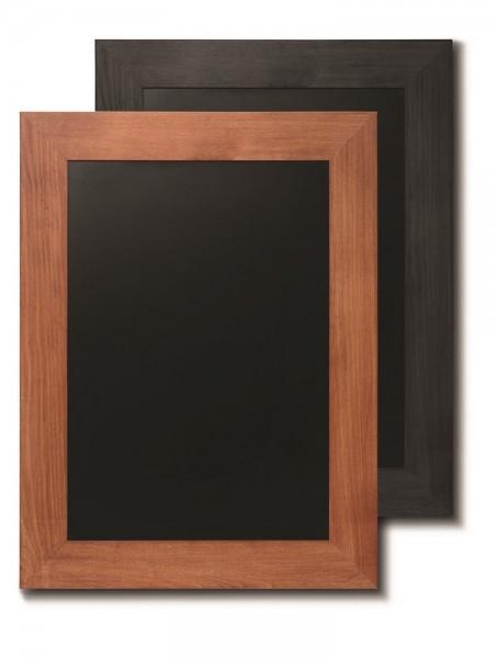 Wandtafel breiter Holz - Rahmen Kreidetafel verschiedene Formate