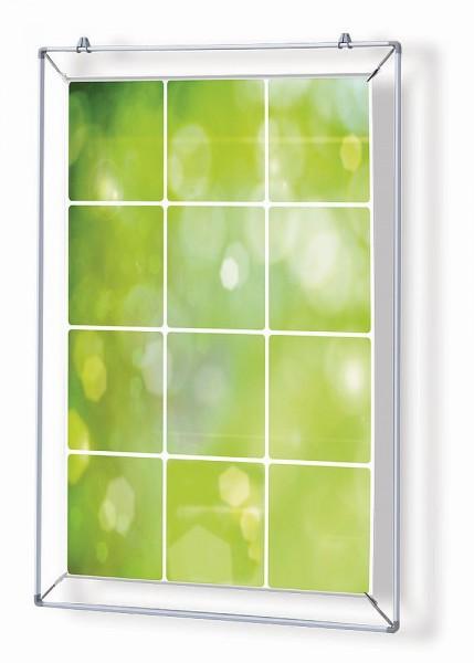 Spannrahmen Posterstretch® Rahmen mit Spannfedern und 2 Ösen
