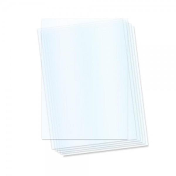 Beschriftungsfolien Unitex K für Laserdrucker DIN A4 1 VE=50 Blatt