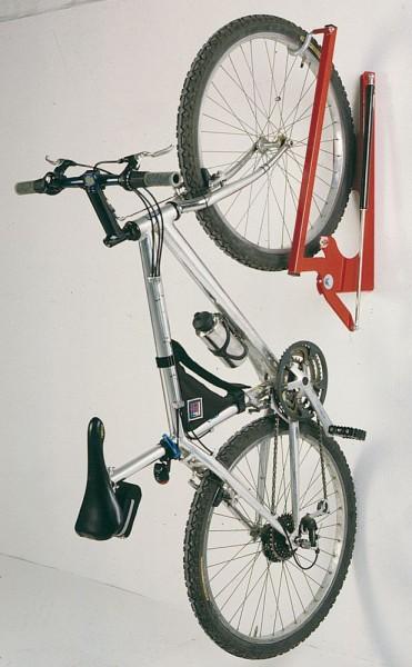 Fahrrad Radparker Wandparker Lift Fahrradhalter für Keller Garage