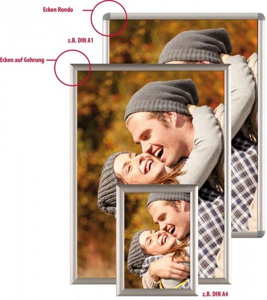 Klapprahmen OPTI FRAME® 25 mm Profil patentiert Rahmen Fotorahmen