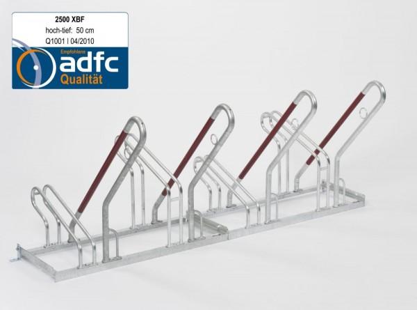 Fahrradständer 2500 XBF speziell für breite Lenker ADFC empfohlen