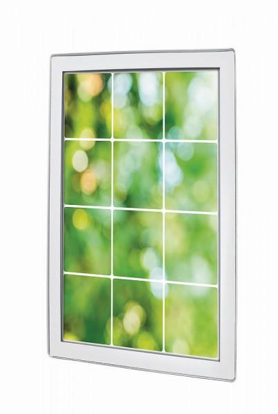 Plakatrahmen magnetisch weiß aus Stahlblech verschiedene Formate
