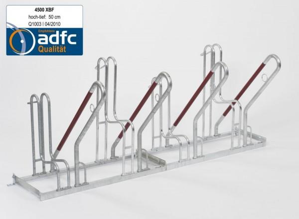 Fahrradständer 4500 XBF speziell für breite Lenker ADFC empfohlen